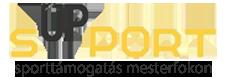 Sportegyesületek komplex háttértámogatása Logo